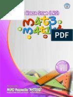 Cetak LKS Matematika 2