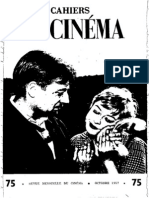 Cahiers Du Cinema 075