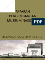 Presentation Pengembangan Museum