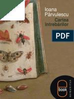 DEMO Parvulescu Ioana Cartea Intrebarilor