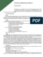 Studiu de Caz - Aventuri in Administratia Publica