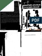 Psihologia Pierderii Si Terapia Traumei_mitrofan.buzducea