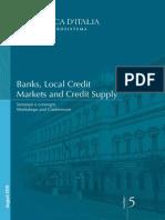 Banks, Local Credit