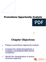 Promotions Opportunity Analysisc