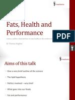 fats health and peformance