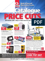 Altronics May-June 2014 Pre-Catalogue Sale