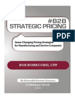 #B2B STRATEGIC PRICING tweet Book01