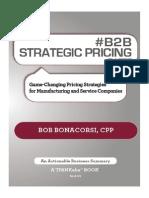 #B2B STRATEGIC PRICING tweet Book01