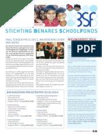 Benares School Nieuwsbrief 2014