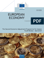 The Second Economic Adjustment Programme for Greece