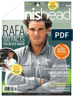 Tennishead - June 2014