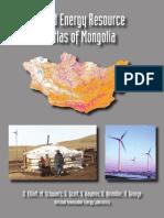 Mongolia Wind Energy Atlas