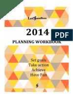 2014 Planning Workbook