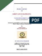 87387695 Grievance Handling
