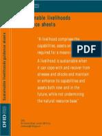 03. DFID SusLivAproach GuidanceSheet Cover-EnG