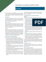 03. DFID SusLivAproach GuidanceSheet Section8glo
