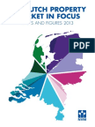 The Dutch Propery Market in Focus 2013