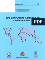 (Nicaragua) Conflictos en Centroamerica