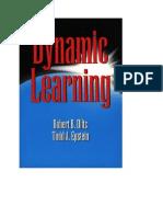Dynamic learning