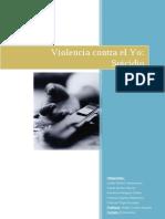 R-13 Violencia Contra El Yo