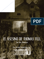 El Asesino de Thomas Fell