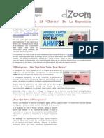 El Histograma El Chivato de La Exposicion AHMF31 Dia11 4641