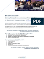 BIG DATA Minds 2014 Preview