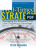 [Peter Navarro] the Well Timed Strategy Managing