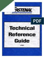 Fasten Al Technical Reference Guide