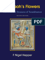 Pharaoh'2 Flowers the Botancial Treasures of Tutankhamun