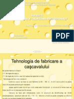 Tehnologie Cascaval
