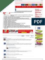 Jadwal Pelaksanaan Pemilu Legislatif 2014 - Politik Indonesi