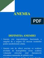 5. Semiologie Hematologie - Anemia