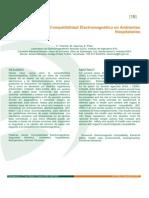 Evaluacin de La Compatibilidad Electromagntica en Ambientes Hospitalarios