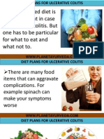 Natural Diet Plans for Ulcerative Colitis