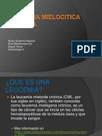 Leucemia Mielocitica Cronica