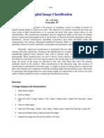 Digital Image Classification
