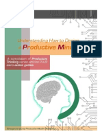 ProductiveMuslim Academy Productive Thinking eBook