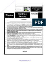 Técnico de Controle Interno - Mp 2004