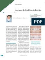 Ortodoncia en El Adulto y Su Relación