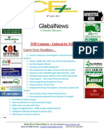 28th April,2013 Daily Global Rice E-Newsletter by Riceplus Magazine