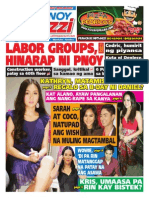 Pinoy Parazzi Vol 7 Issue 55 April 30 - May 01, 2014