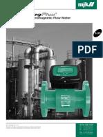 MagFlux  flow meter