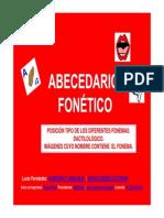 ABC Dactil Posición Imágenes