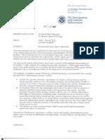 ICE Guidance Memo - Prosecutorial Discretion, Julie Myers (11/7/07)