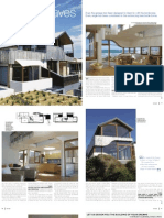 Sanctuary magazine issue 1 - Making Waves - Port Fairy, Victoria green home profile