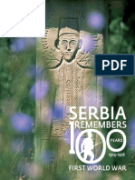 Serbia Remembers 100 Years WWI Small