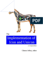 Implementation of Icon and Unicon