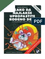 Nadežda Milenković - Kako Da Najlakše Upropastite Rođeno Dete
