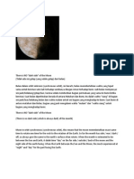 Miskonsepsi Gerhana Bulan Terbaru